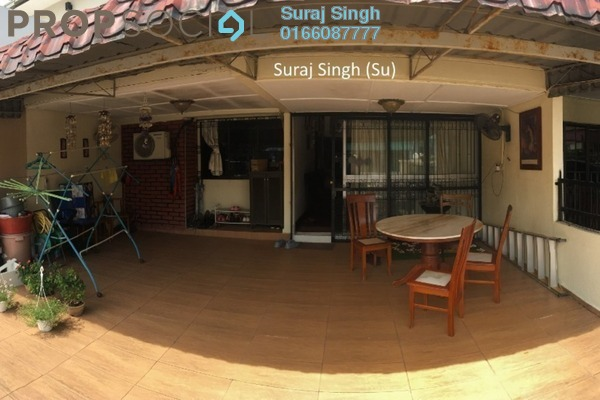 Terrace For Sale in SS5, Kelana Jaya Freehold Fully Furnished 4R/2B 690k