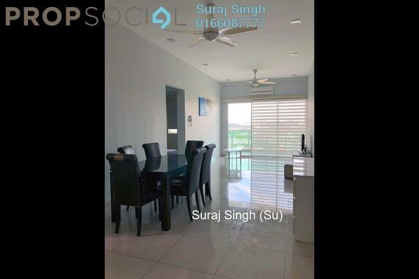 For Rent Condominium at The Regina, UEP Subang Jaya Freehold Fully Furnished 3R/2B 2.3k