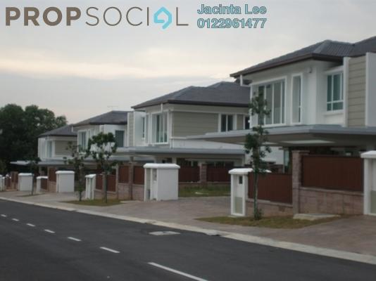 Bungalow For Sale in Bayu Villas, Bukit Rimau Freehold Semi Furnished 5R/5B 1.7m
