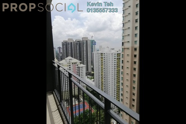 For Rent Condominium at Sunway Mont Residences, Mont Kiara Freehold Fully Furnished 2R/2B 3.8k