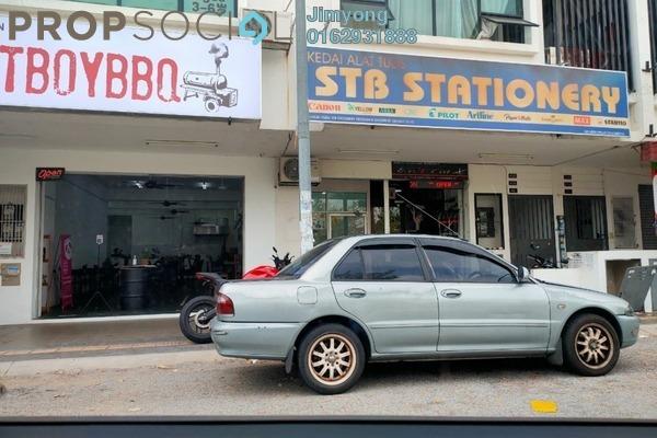 For Rent Shop at Shop Office @ BP Newtown, Bandar Bukit Puchong Freehold Unfurnished 0R/1B 3.5k