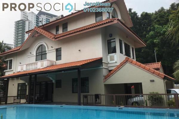 For Rent Bungalow at Mutiara Homes, Mutiara Damansara Freehold Fully Furnished 7R/6B 12k