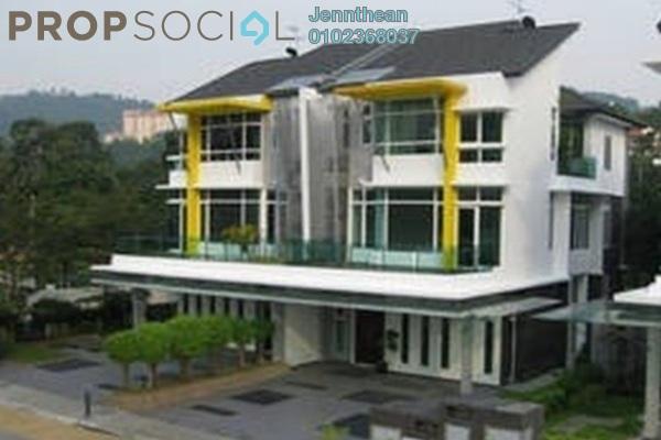 For Sale Semi-Detached at Laman Damaisari, Segambut Freehold Semi Furnished 6R/7B 2.9m