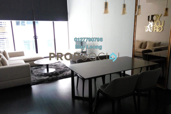 Condominium For Sale in Clearwater Residence, Damansara Heights Freehold Fully Furnished 2R/0B 1.59m