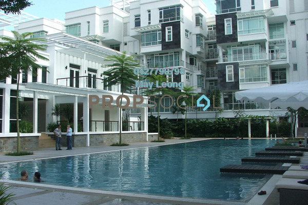 Condominium For Sale in Tijani 2 North, Kenny Hills Freehold Unfurnished 4R/4B 4.7m