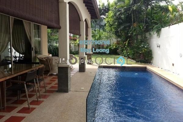 Semi-Detached For Sale in Taman Bukit Damansara, Damansara Heights Freehold Semi Furnished 5R/7B 4m
