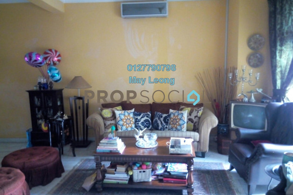 Terrace For Sale in Calarosa, Ara Damansara Freehold Unfurnished 4R/3B 1.25m