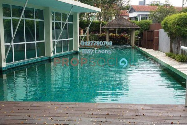 Semi-Detached For Sale in Idaman Villas, Tropicana Freehold Semi Furnished 5R/6B 2.3m