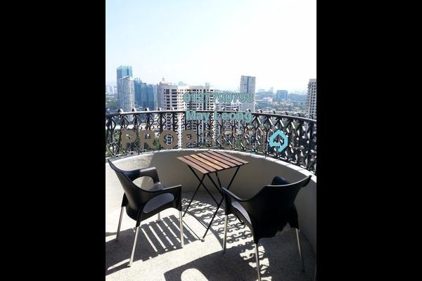 For Rent Condominium at Merak Kayangan, Bangsar Freehold Semi Furnished 3R/2B 6.8k