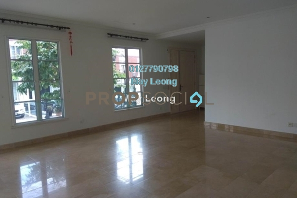 Terrace For Sale in Beringin Residence, Damansara Heights Freehold Semi Furnished 4R/5B 4.2m