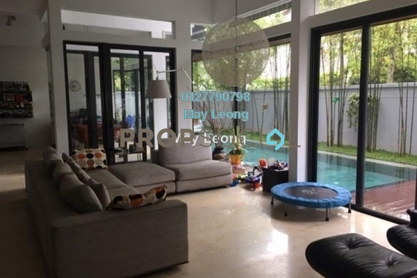Semi-Detached For Rent in Idamansara, Damansara Heights Freehold Fully Furnished 4R/6B 18k