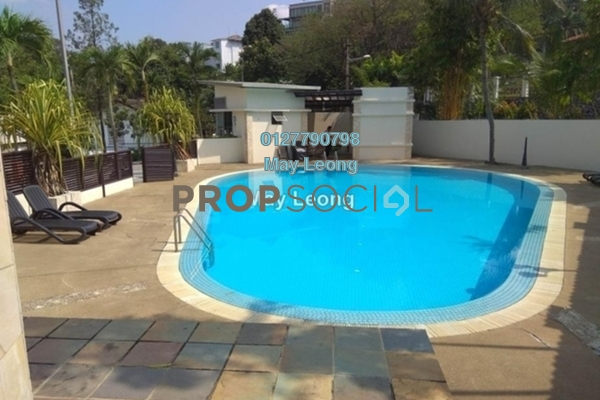 Semi-Detached For Sale in Jelutong Villa, Damansara Heights Freehold Semi Furnished 4R/4B 3.7m