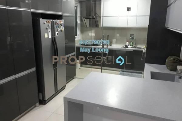For Sale Condominium at Uptown Residences, Damansara Utama Freehold Unfurnished 2R/3B 1.8m