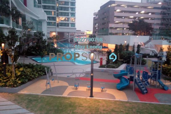 For Sale Condominium at Uptown Residences, Damansara Utama Freehold Unfurnished 3R/4B 2.6m