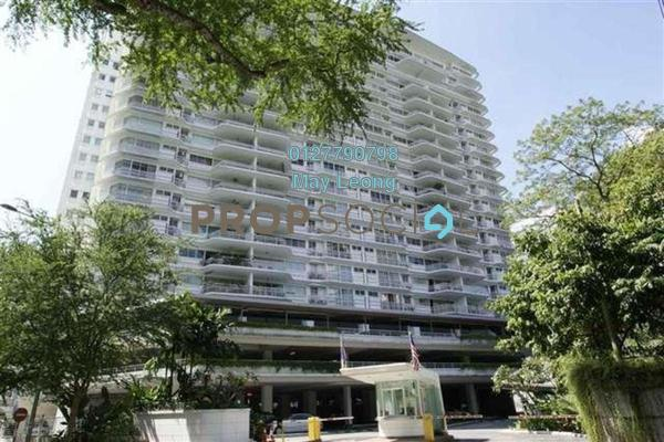 Condominium For Sale in The Residence, TTDI Freehold Unfurnished 3R/4B 1.39m