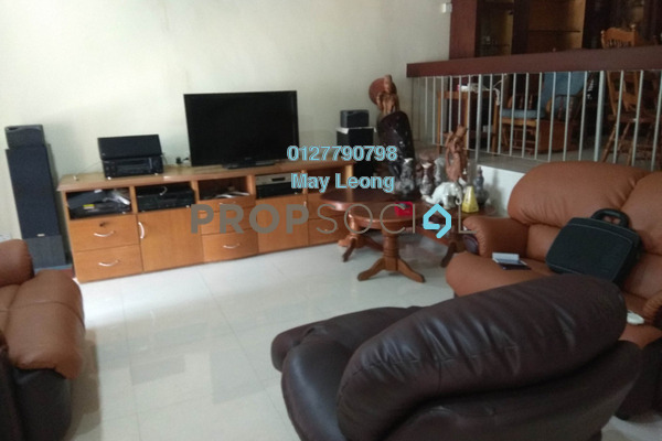 Terrace For Rent in Taman SA, Bangsar Freehold Fully Furnished 4R/4B 4k