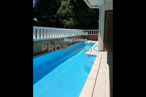 Semi-Detached For Rent in Tijani 2 South, Kenny Hills Freehold Unfurnished 4R/0B 12k