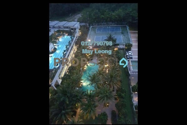 For Sale Condominium at Kiaramas Cendana, Mont Kiara Freehold Fully Furnished 4R/5B 1.85m