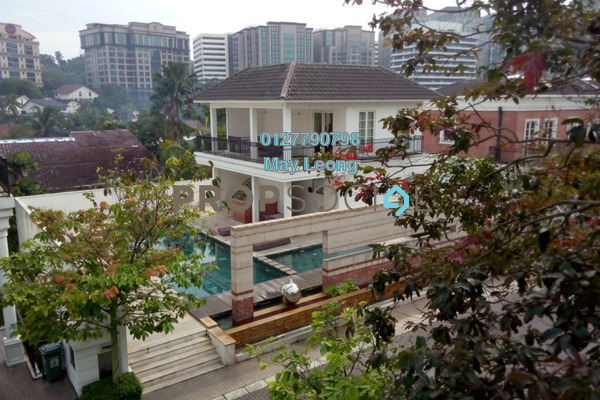 Semi-Detached For Rent in Beringin Residence, Damansara Heights Freehold Semi Furnished 4R/5B 12k