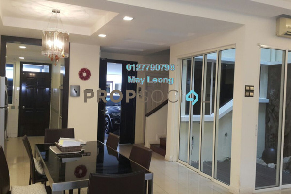 For Rent Terrace at Adiva, Desa ParkCity Freehold Unfurnished 5R/5B 6k