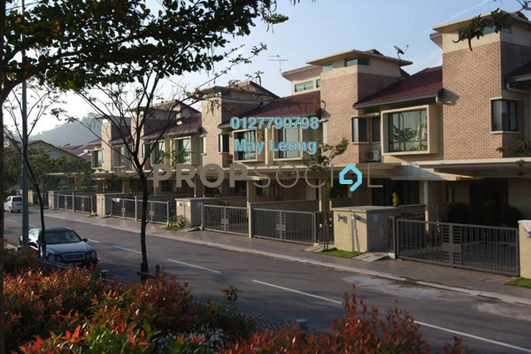 For Rent Terrace at SouthLake, Desa ParkCity Freehold Fully Furnished 3R/4B 4.8k