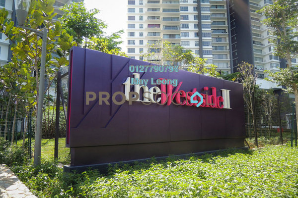 Condominium For Sale in The Westside Two, Desa ParkCity Freehold Unfurnished 3R/0B 1.45m