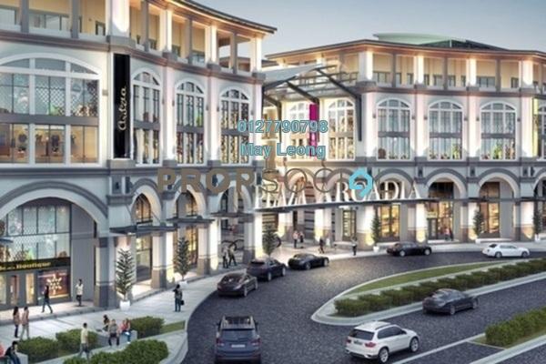 Shop For Sale in Plaza Arkadia, Desa ParkCity Freehold Unfurnished 0R/0B 2.2m