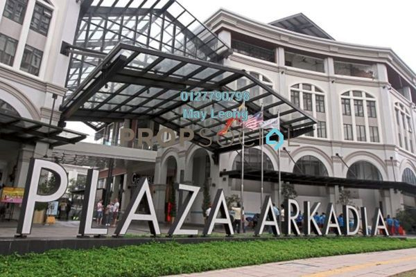 Office For Sale in Plaza Arkadia, Desa ParkCity Freehold Unfurnished 0R/0B 1.18m
