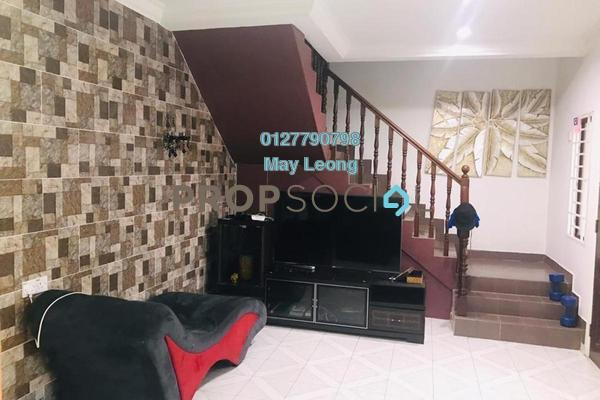 Terrace For Sale in Taman Bangsar, Bangsar Freehold Fully Furnished 4R/3B 1.8m