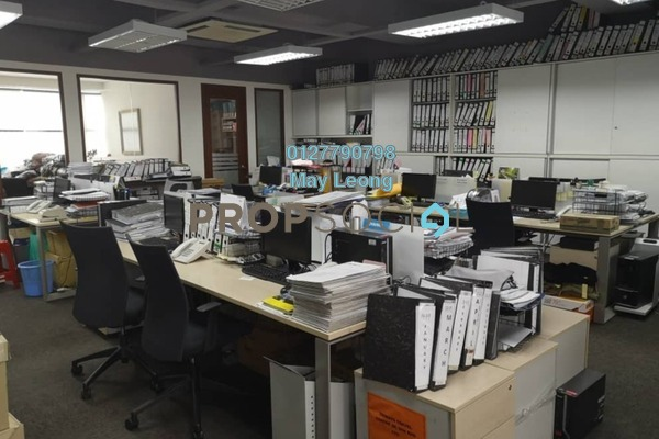 For Rent Office at Sinaran TTDI, TTDI Freehold Fully Furnished 0R/0B 8k