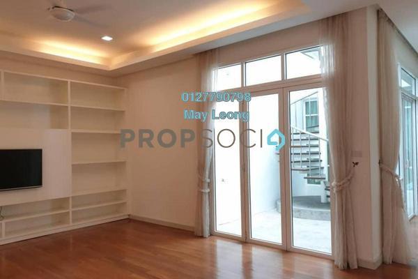 For Rent Condominium at Tijani 2 North, Kenny Hills Freehold Semi Furnished 4R/4B 12k