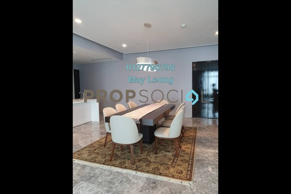 Condominium For Rent in Four Seasons Place, KLCC Freehold Fully Furnished 4R/5B 35k