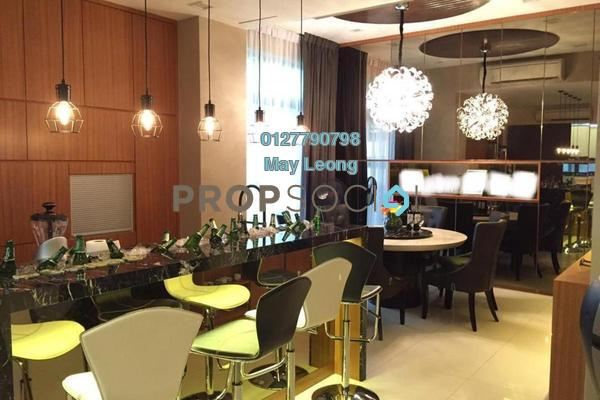 Terrace For Sale in The Breezeway, Desa ParkCity Freehold Fully Furnished 6R/6B 3.6m