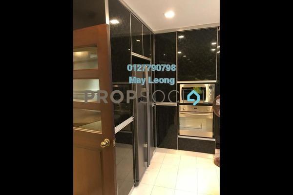 Terrace For Sale in Medan Damansara, Damansara Heights Freehold Semi Furnished 4R/3B 2.15m