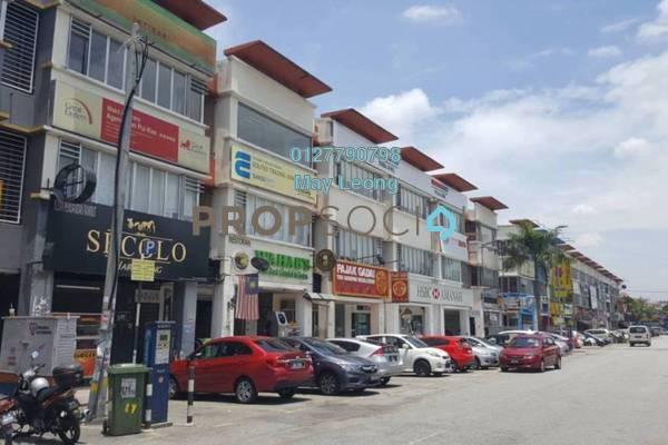 Shop For Sale in Rampai Business Park, Setapak Freehold Unfurnished 0R/0B 5.6m