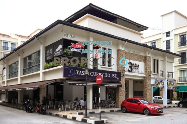 Shop For Sale in 3rd Mile Square, Old Klang Road Freehold Unfurnished 0R/0B 3.6m