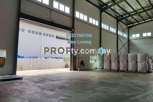 Factory For Rent in Bukit Kemuning Industrial Park, Kota Kemuning Freehold Unfurnished 0R/0B 83k