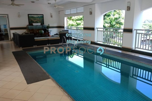 Semi-Detached For Sale in Mesra Terrace, Dutamas Freehold Unfurnished 4R/5B 1.85m