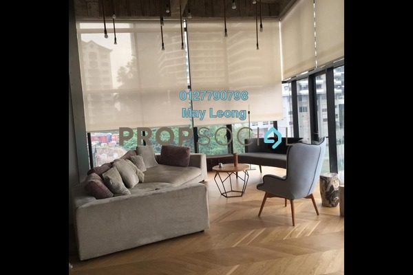For Sale Condominium at The Loft, Bangsar Freehold Semi Furnished 3R/3B 3.5m