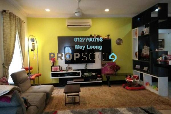 Semi-Detached For Sale in Mesra Terrace, Dutamas Freehold Semi Furnished 5R/6B 2.1m