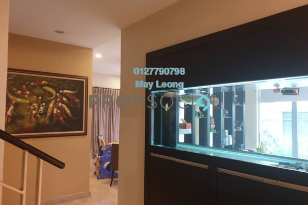Semi-Detached For Sale in Changkat Kiara, Dutamas Freehold Semi Furnished 4R/4B 2.6m