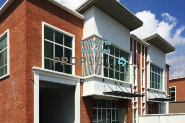 Factory For Sale in RCI Park, Rawang Freehold Unfurnished 0R/0B 3.2m