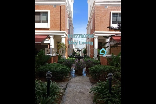 Semi-Detached For Rent in Mesra Terrace, Dutamas Freehold Unfurnished 4R/5B 6k