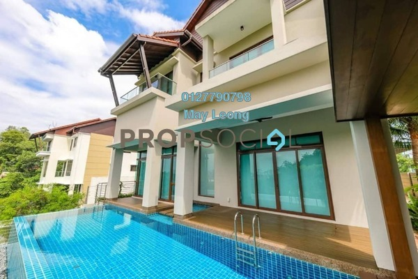 Bungalow For Sale in Seri Beringin, Damansara Heights Freehold Semi Furnished 6R/8B 9m