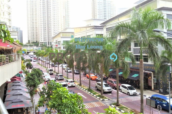 Shop For Rent in Solaris Mont Kiara, Mont Kiara Freehold Unfurnished 0R/0B 20k