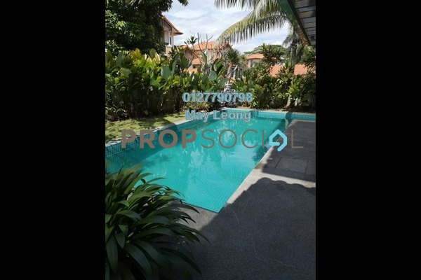 Bungalow For Sale in Impian Bukit Tunku, Kenny Hills Freehold Semi Furnished 7R/8B 7.5m