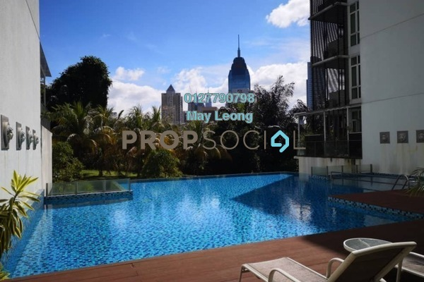 Condominium For Sale in Kenny Hills Residence, Kenny Hills Freehold Semi Furnished 4R/5B 3.6m