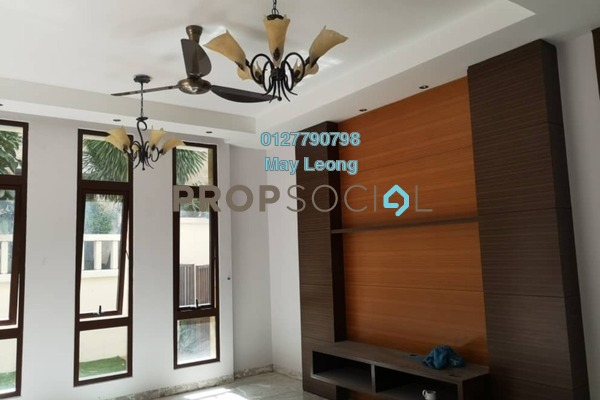 Semi-Detached For Sale in Tijani 2 South, Kenny Hills Freehold Semi Furnished 4R/5B 4.95m
