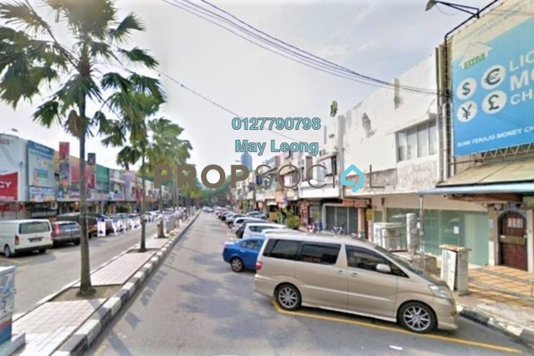 Shop For Rent in Lucky Garden, Bangsar Freehold Unfurnished 0R/0B 12k