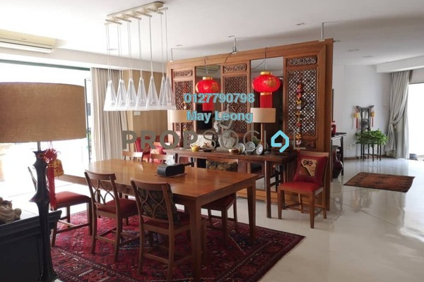 Condominium For Sale in Intan Kenny, Kenny Hills Freehold Semi Furnished 3R/5B 2.62m